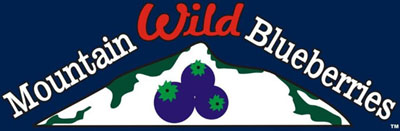 Mountain Wild Blueberries